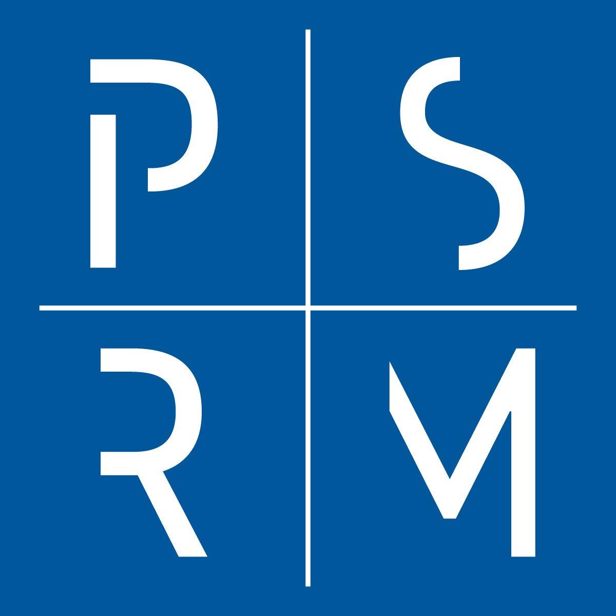 Logo PSRM Zeichen