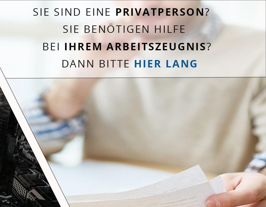 arbeitszeugnisse schreiben ps rm psrm gmbh frankfurt privat